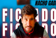 """Nacho Gadea ... uno """"Zyklon"""""""