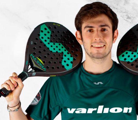Jon Sanz: Juventud y talento para el Team Varlion