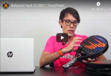 Vídeo: Bullpadel Hack 02 2021… Así es el nuevo arma de Maxi Sánchez