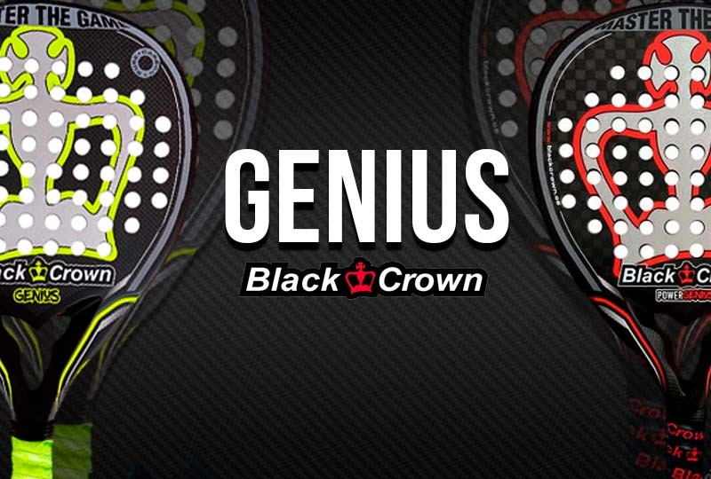 Genius y Power Genius… Black Crown: A toda potencia