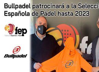 """Bullpadel, la """"pelle"""" della squadra spagnola di paddle"""