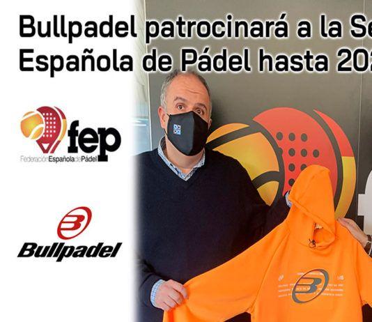 Bullpadel, la 'piel' de la Selección Española de Pádel