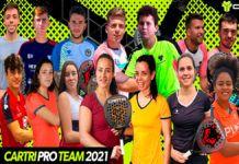 A por un 2021 repleto de retos… El 'Quien es quién' del Team Cartri