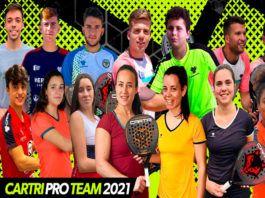 Viser une 2021 pleine de défis ... Le `` qui est qui '' de l'équipe Cartri