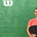 Esther Carnicero: Gioventù e talento per il Wilson Team