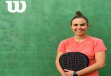 Esther Carnicero: Jeunesse et talent pour l'équipe Wilson