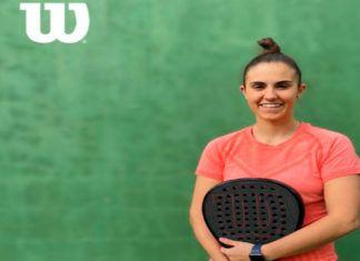 Esther Carnicero: Juventud y talento para el Wilson Team