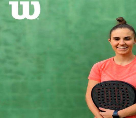 Esther Carnicero: Juventude e talento para a equipe Wilson