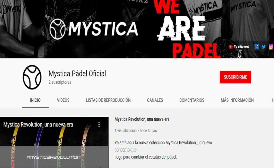 El nuevo paso delante de Mystica: ¡¡A conquistar las redes!!