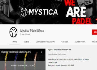O novo passo à frente da Mystica: Conquistar as redes !!