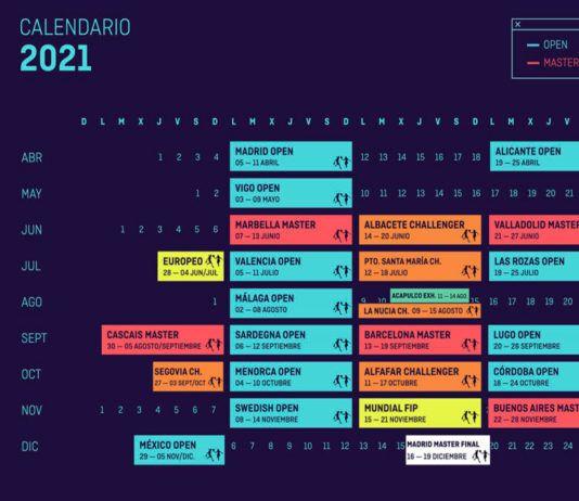 Preparados, listos… Ya hay hoja de ruta para la temporada WPT 2021
