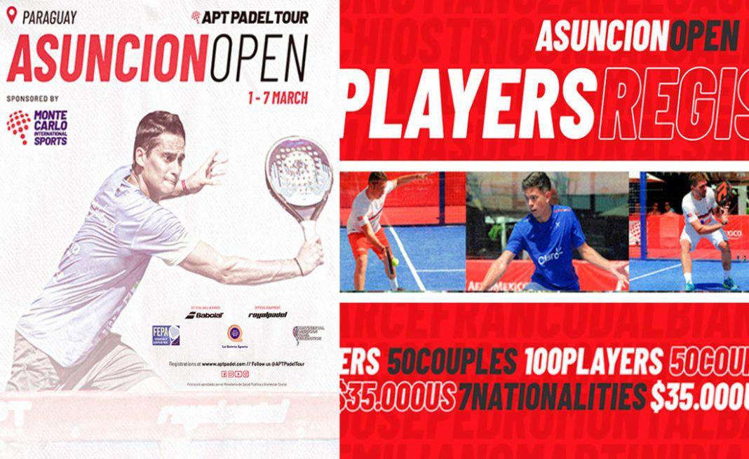 Asunción Open: mix di generazioni e tanto paddle tennis in Paraguay