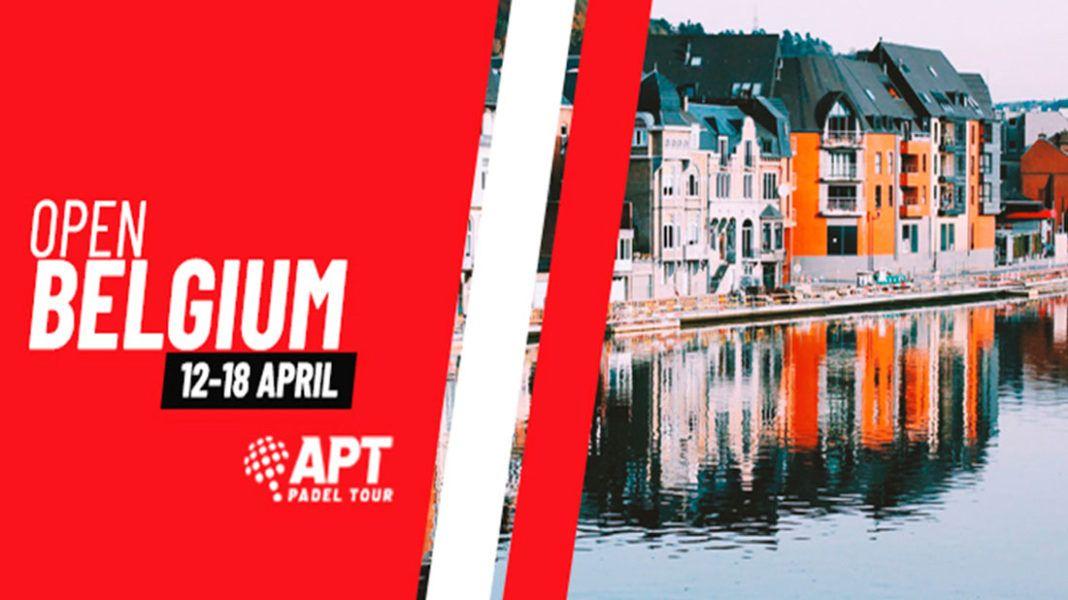 Bélgica Open: Lieja será la sede de la segunda prueba europea del APT Padel Tour