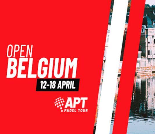 Belgium Open: Liegi ospiterà il secondo test europeo dell'APT Padel Tour
