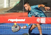 La lluvia se 'cuela' en la emocionante primera ronda del Asunción Open