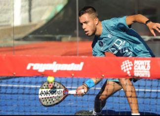 """A chuva """"penetra"""" na empolgante primeira rodada do Asunción Open"""