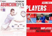 Asunción Open: Mezcla de generaciones y mucho pádel en Paraguay