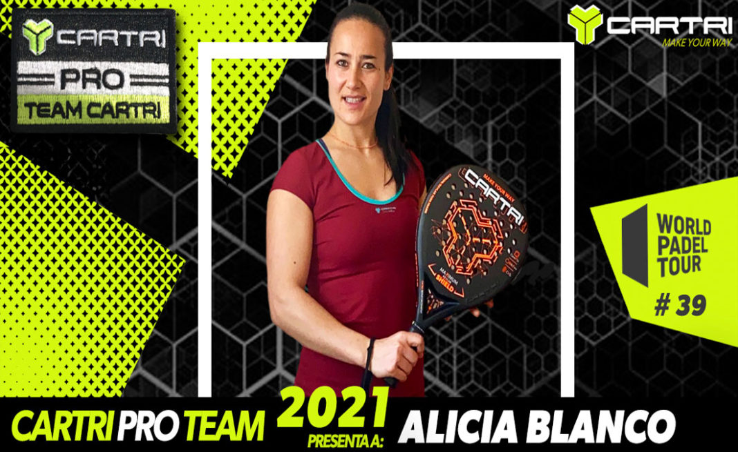 The Who's Who of Cartri (II): Alicia Blanco