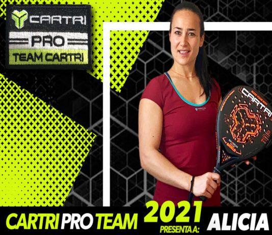Quem é quem de Cartri (II): Alicia Blanco
