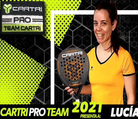 Quem é quem de Cartri (I): Lucía Martínez