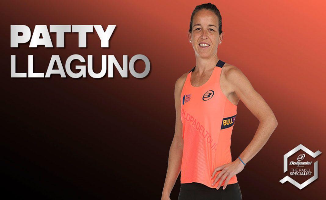 Patty Llaguno, apuesta sobreseguro del Bullpadel Team