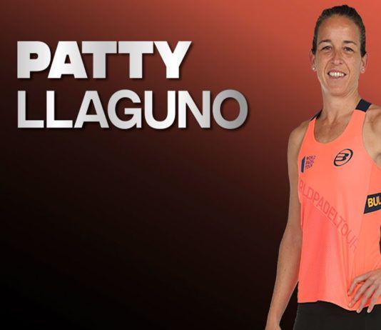 Patty Llaguno, aposta no seguro Bullpadel Team