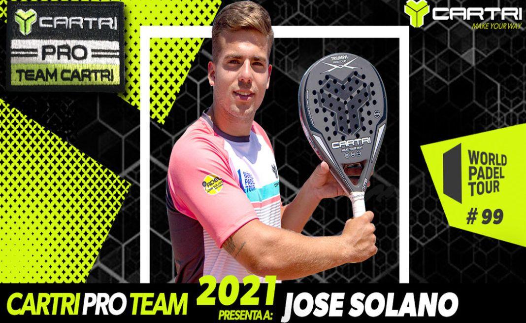 El Quién es Quién de Cartri (III): José Solano JR