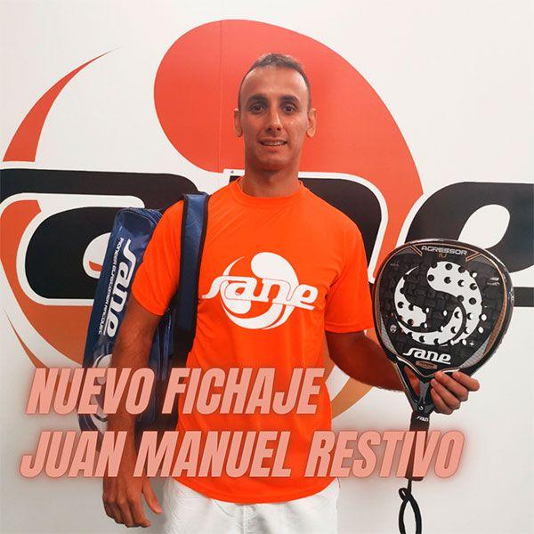Juan Manuel Restivo: un grande acquisto per il Team SANE