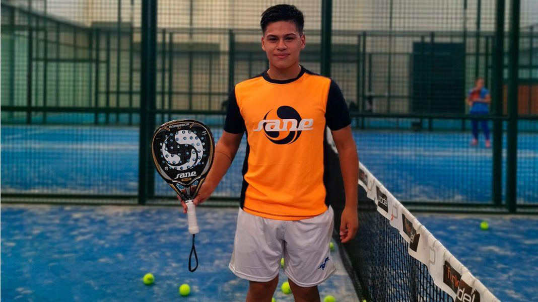 Joaquín Terceros, nueva apuesta por la juventud del Team SANE