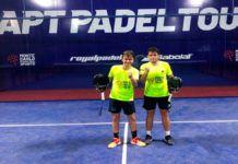 Josepe e Diego: ecco come il Cartri Pro Team ha vissuto l'esperienza dell'APT Padel Tour
