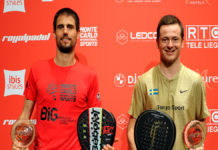 Oliveira – Rocafort: ¿Los rivales a batir en el APT Padel Tour?