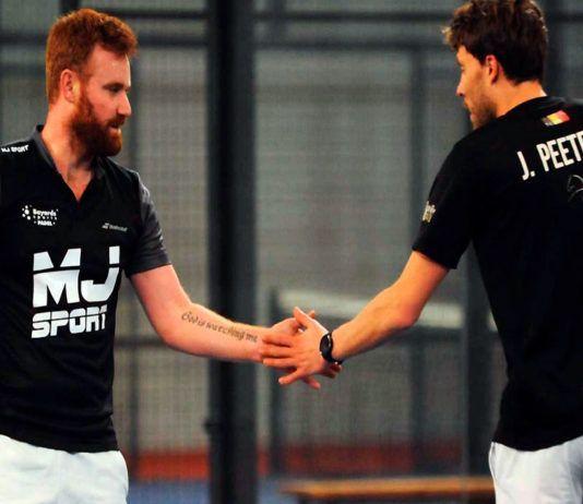 Los jugadores locales pisan fuerte en el Bélgica Open