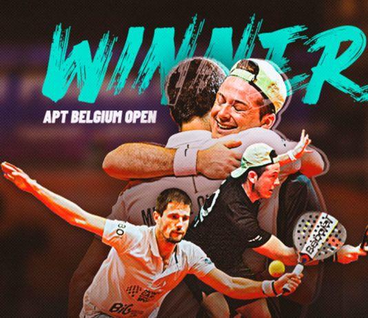 Oliveira – Rocafort, ganadores sin jugar del Bélgica Open