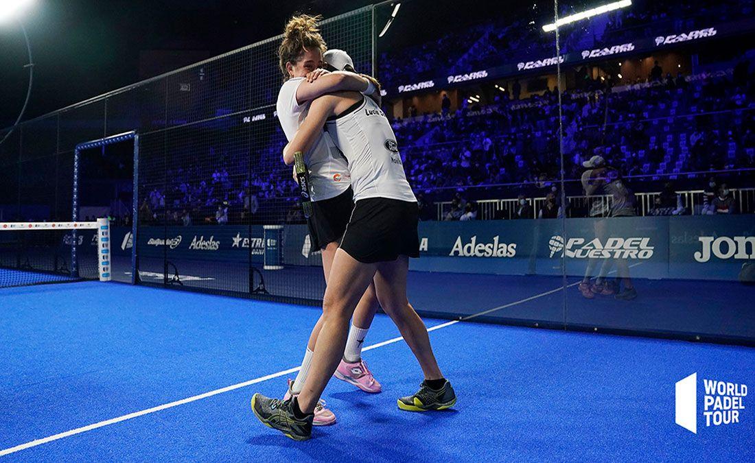 Adeslas Madrid Open: sorpresa per iniziare in semifinale femminile