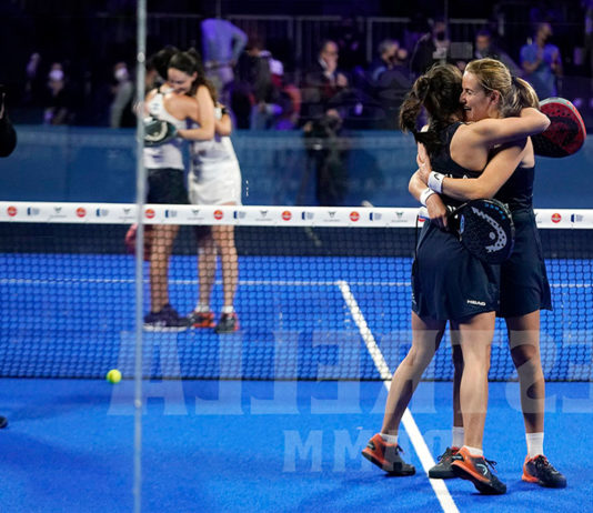 Adeslas Madrid Open: Todo puede pasar en la gran final femenina