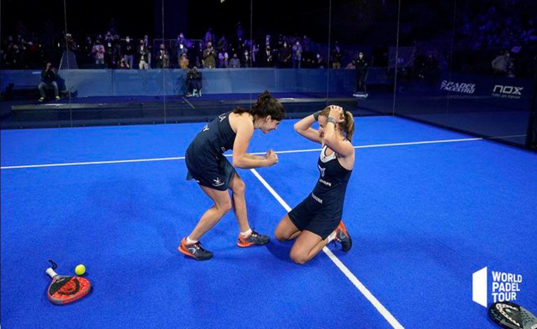 Adeslas Madrid Open: Ari Sánchez y Paula Josemaría se coronan en el Wizink Center