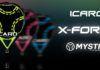 La pala más 'natural' vuelve a Mystica: Icaro X-Force 2021