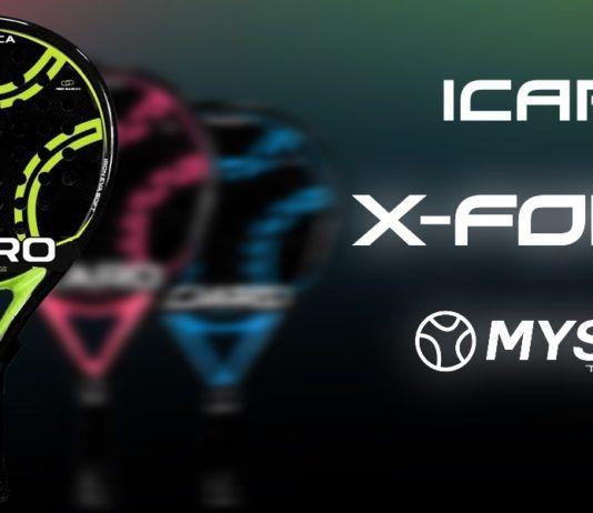 A pá mais 'natural' retorna para Mystica: Icaro X-Force 2021