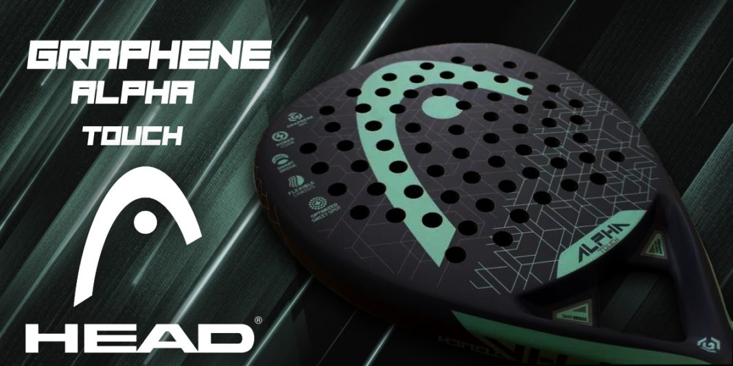 HEAD Graphene Alpha Touch 2021: Potencia y control sin límites