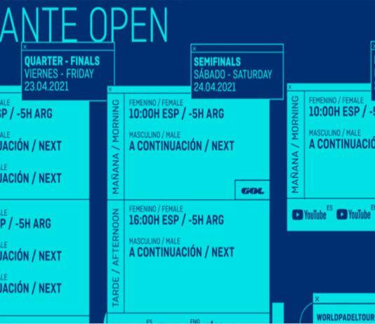 WPT: Dove guardare il WPT Alicante Open?