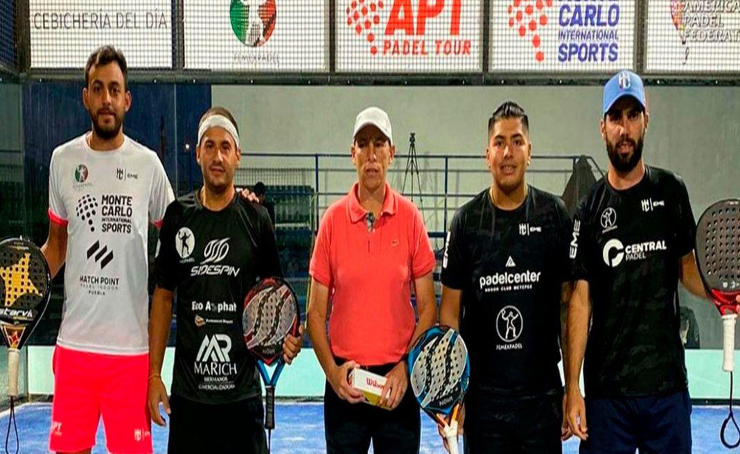 Leo Aguirre - Agus Torre impone la propria legge nella Montecarlo International Sports Cup