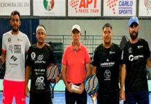 Leo Aguirre – Agus Torre imponen su ley en la Copa Montecarlo International Sports