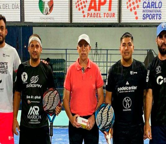 Leo Aguirre - Agus Torre impose sa loi lors de la Coupe internationale des sports de Montecarlo
