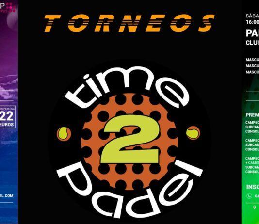 Prêt, prêt… Les tournois Time2Padel sont de retour !!