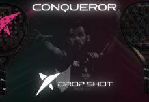 Drop Shot Conqueror 9.0 y 9.0 Soft: La pala de Juan Martín Díaz y su versión femenina