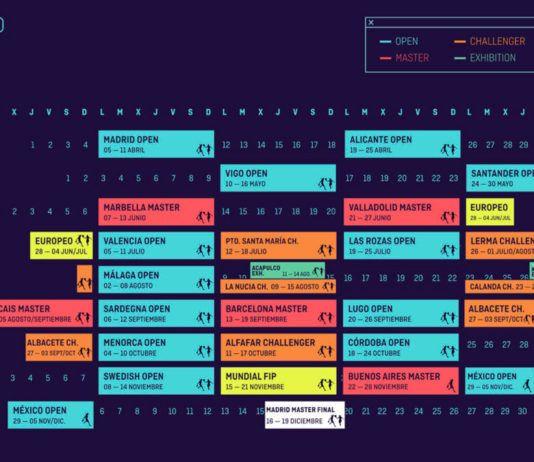 Novedades en el Calendario de los Challenger WPT