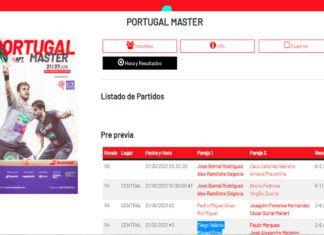 Lisboa Master: La Previa comienza con emociones fuertes