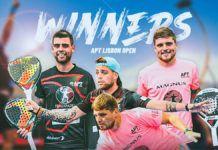 Lisboa Open: Chiostri - Alfonso, vittoria e ancora leader