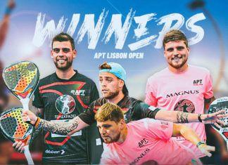Lisboa Open: Chiostri – Alfonso, victoria y más líderes