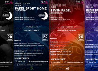 Otro fin de semana inolvidable junto a Torneos Time2Padel